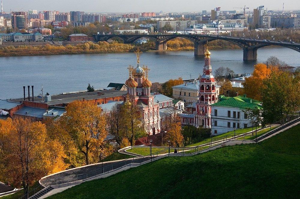 Купить авиабилеты Омск - Нижний Новгород
