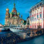 Авиабилеты, жд: Омск → Санкт-Петербург (2018) от 13 099 рублей