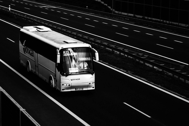 автобус париж