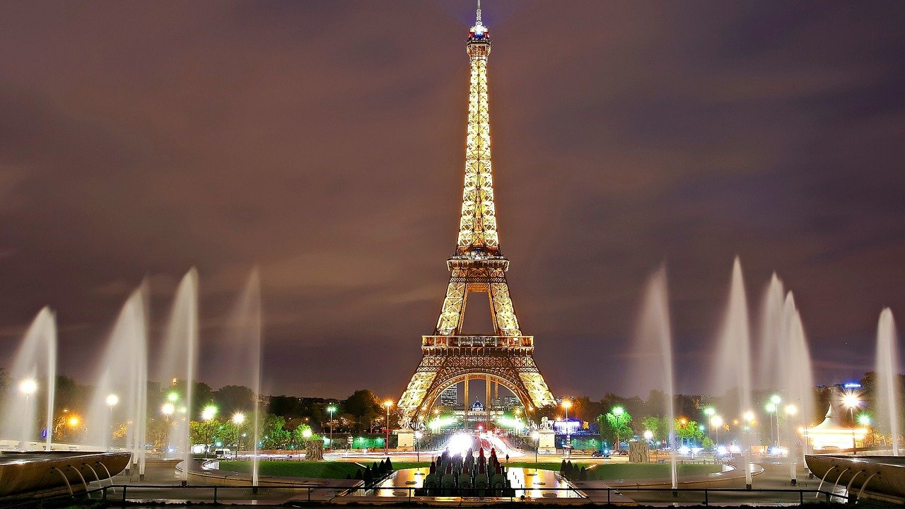 цена туров в париж