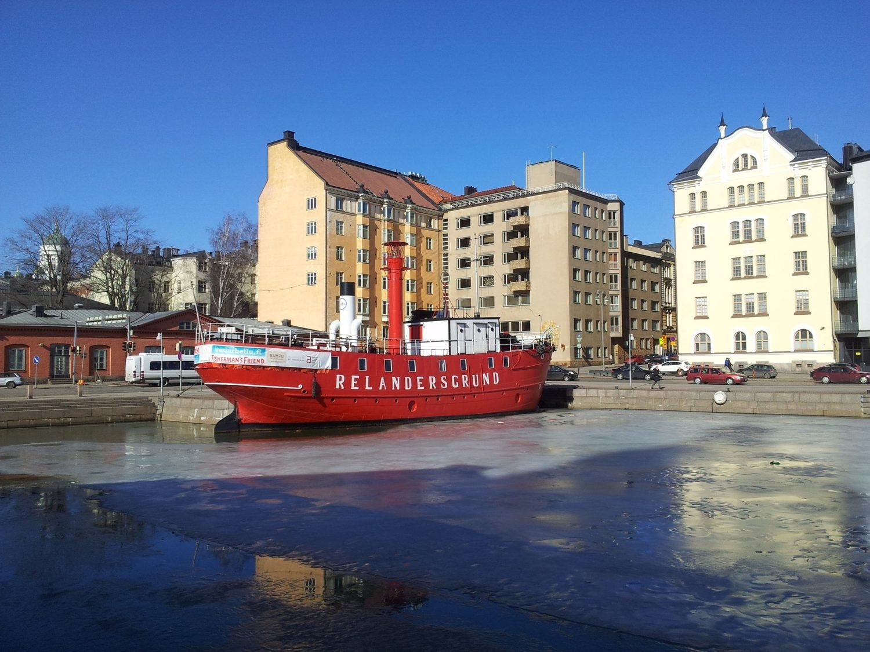 проживание в финляндии