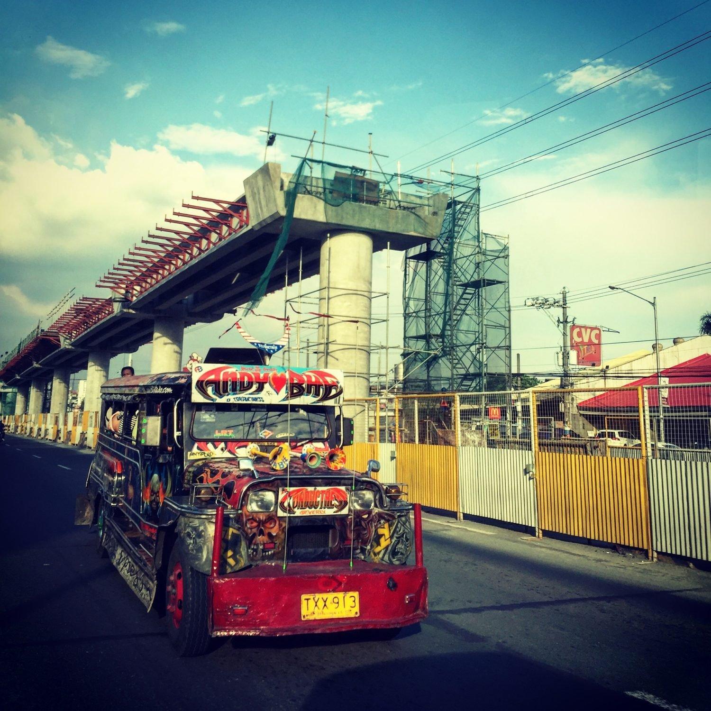 транспорт на филиппинах