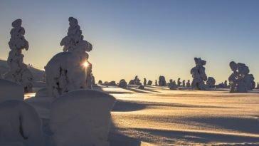 Встречаем Новый год 2018-2019 в Финляндии