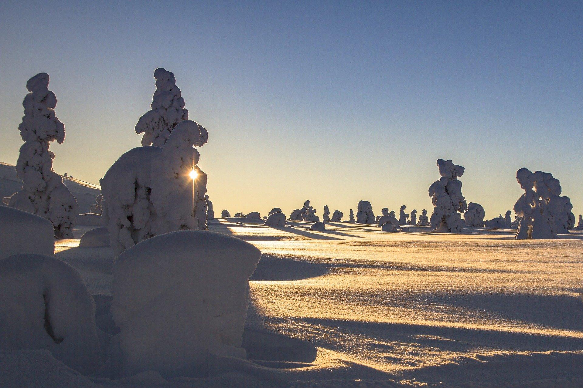 новый год в финляндии