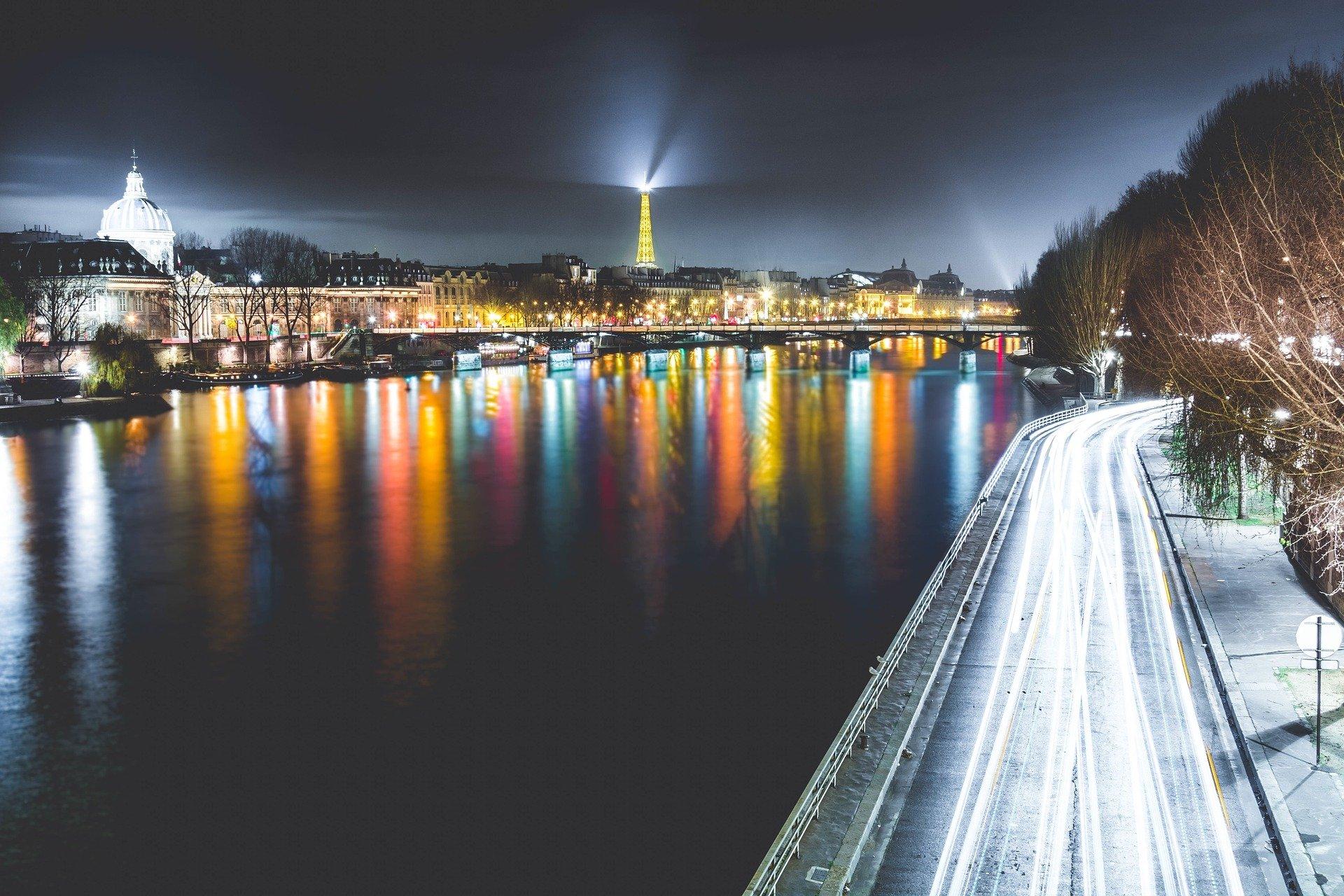 отдых в париже зимой