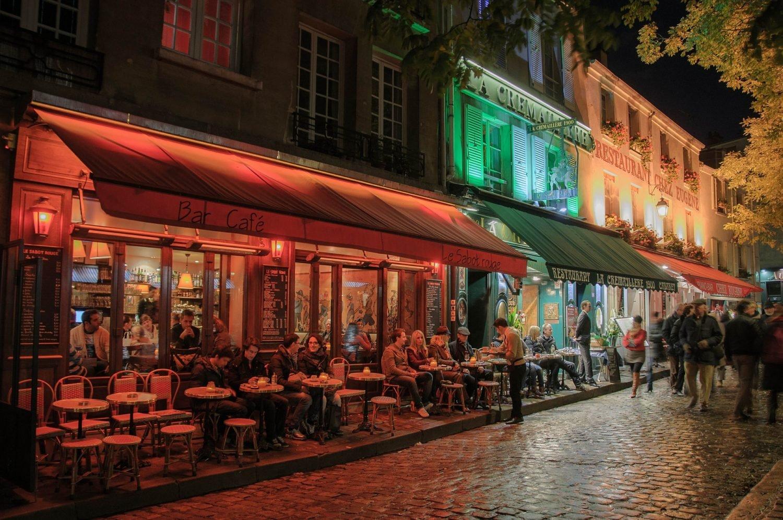 Отдых зимой в Париже