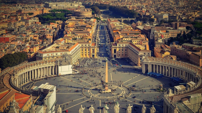 Отели Рима, лучшие места проживания