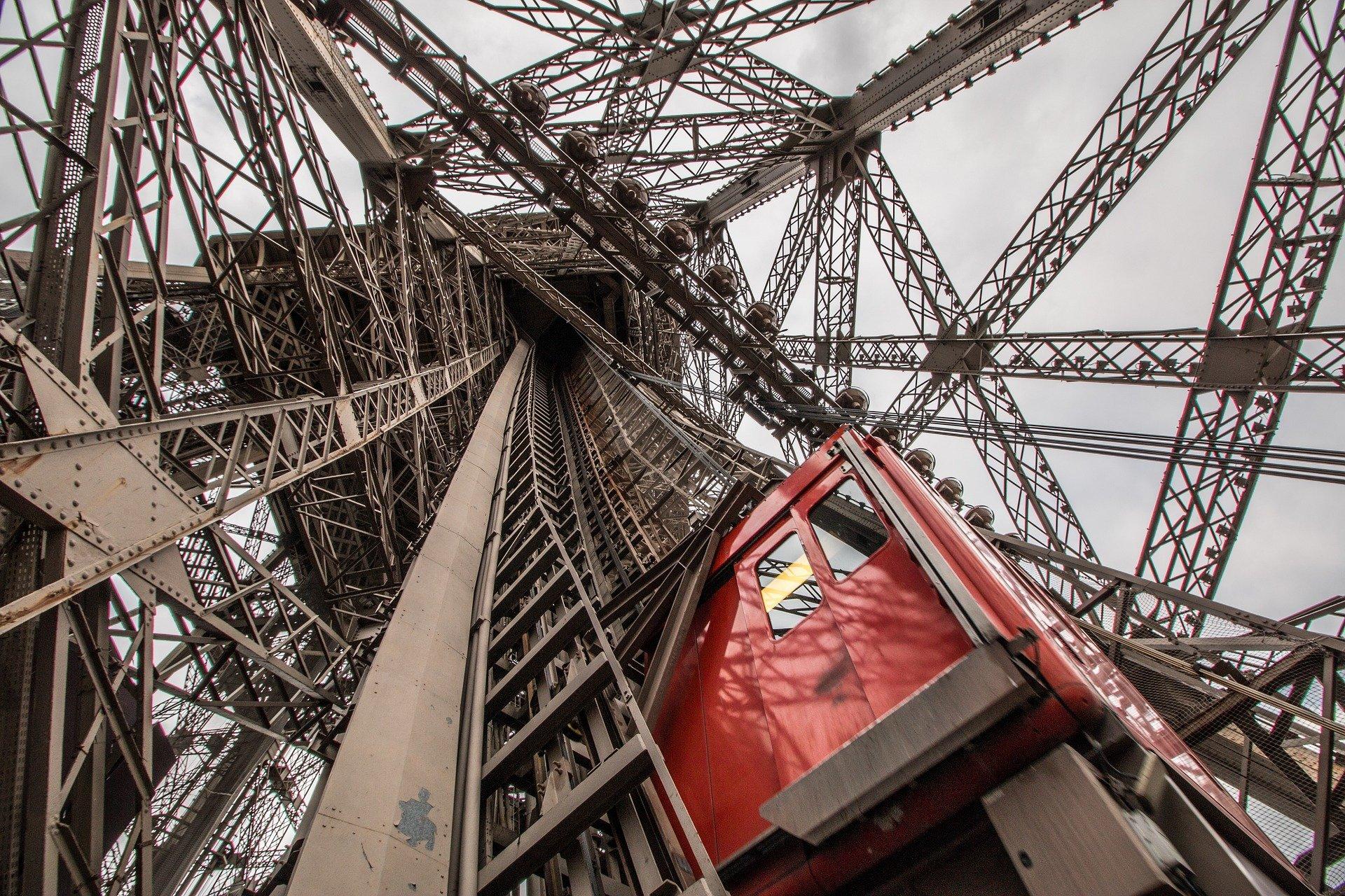 Как добраться из аэропорта Парижа в город